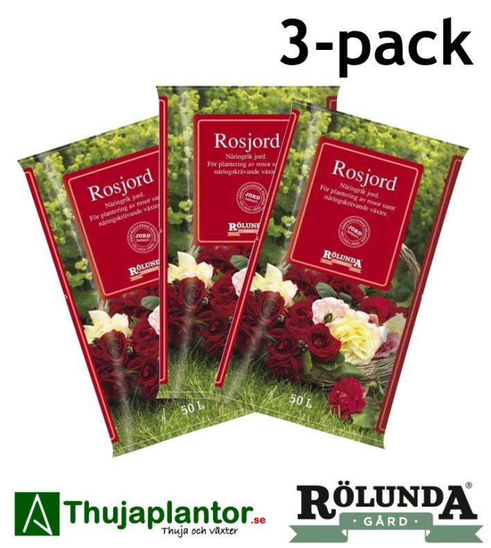 SPECIAL ROSJORD 50L - 3-PACK