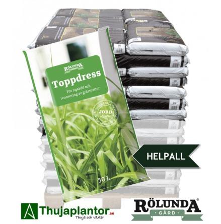 NATUR TOPPDRESS - HELPALL 39x50L